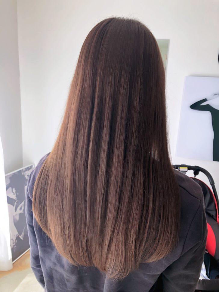 に 髪の毛 する サラサラ 方法 を